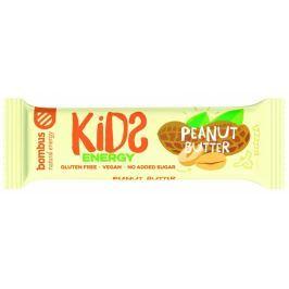 Bombus natural energy kids - peanut butter tyčinka