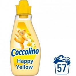 Coccolino Happy Yellow aviváž (2l)