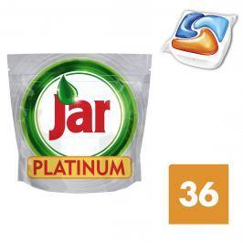 Jar Platinum Kapsle Do Automatické Myčky Nádobí Orange 36 Ks