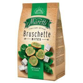 Maretti Bruschetty s příchutí špenátu a sýru