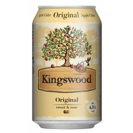 Kingswood Apple cider plech