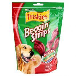 Friskies Beggin Strips s příchutí slaniny