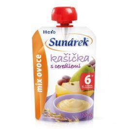 Sunárek kašička mix ovoce