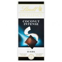 Lindt Excellence Coconut Intense hořká čokoláda