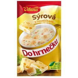 Vitana Do hrnečku Instantní sýrová polévka s houstičkami
