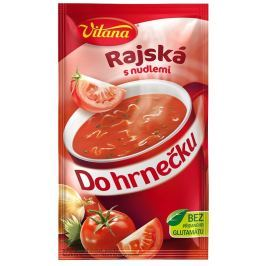 Vitana Do hrnečku Instantní polévka rajská s nudlemi
