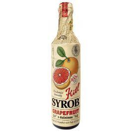 Kitl Syrob Grapefruit s dužninou