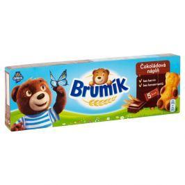 Opavia BeBe Brumík s čokoládovou náplní
