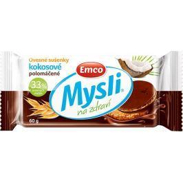 Emco Mysli ovesné sušenky kokosové - Polomáčené