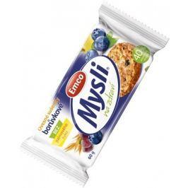 Emco Mysli na zdraví Ovesné sušenky borůvkové
