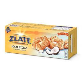 Opavia Zlaté Kolečka kokosová