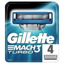 Gillette Mach3 Turbo Holicí Hlavice Pro Muže