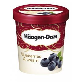 Häagen-Dazs Blueberries & cream