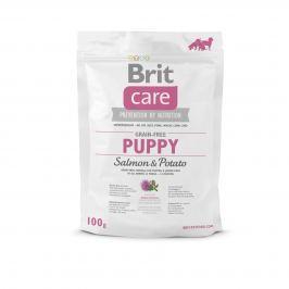 VZOREK: Brit Care Grain-free Puppy Salmon & Potato 1ks