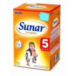 Sunar Complex 5 kojenecká výživa mléčná
