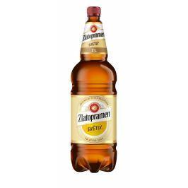 Zlatopramen pivo výčepní světlé PET