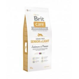 Brit Care Grain-free Senior&Light Salmon & Potato