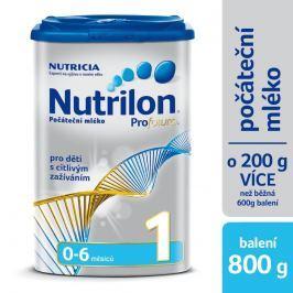 Nutrilon 1 Profutura počáteční kojenecké mléko, 0-6 měsíců