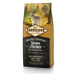 Carnilove Salmon & Turkey for Large Breed Adult