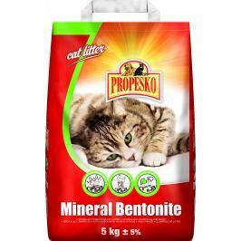 Propesko Minerálni bentonit stelivo pro kočky