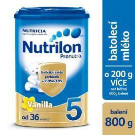 Nutrilon 5 Pronutra Vanilla