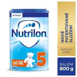 Nutrilon 5 dětské mléko, od 36. měsíce