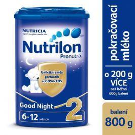 Nutrilon 2 Good Night pokračovací kojenecké mléko, 6-12 měsíců