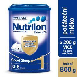 Nutrilon 1 Good Sleep počáteční kojenecké mléko, 0-6 měsíců