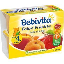 Bebivita 100% Ovoce Jemná ovocná směs