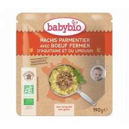 Babybio BIO Menu hovězí hachis parmentier