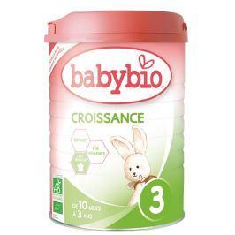 Babybio BIO kojenecké mléko 3 Croissance