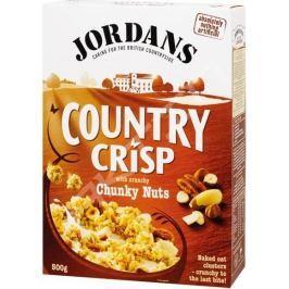 Jordans Country Crisp müsli oříškové