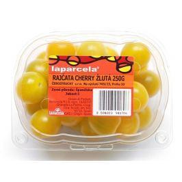 Rajčata cherry žlutá, vanička