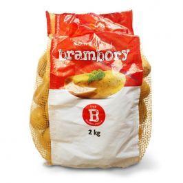 Brambory konzumní pozdní přílohové typ B, balení