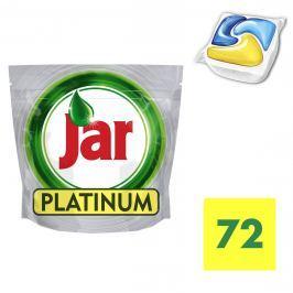 Jar Platinum Kapsle Do Automatické Myčky Nádobí Lemon 72 Ks