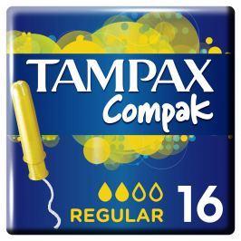 Tampax Compak Regular Tampony