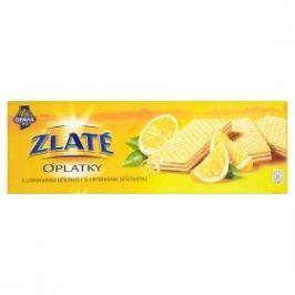 Opavia Zlaté Oplatky s citrónovou příchutí
