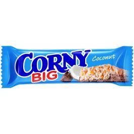 Corny Big cereální tyčinka s kokosem v mléčné čokoládě