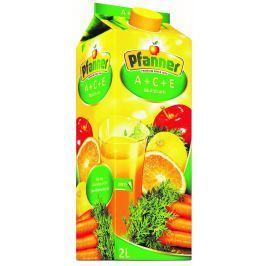 Pfanner A+C+E ovocný nápoj s mrkví
