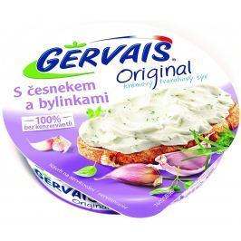 Gervais Original krémový tvarohový sýr s česnekem a bylinkami