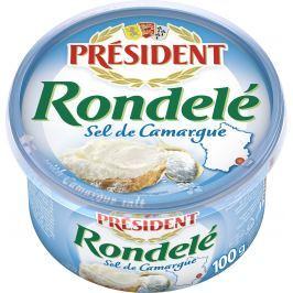 Président Rondelé Sel de Camargue