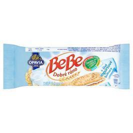 Opavia BeBe Dobré ráno cereální sušenky s jogurtovou náplní