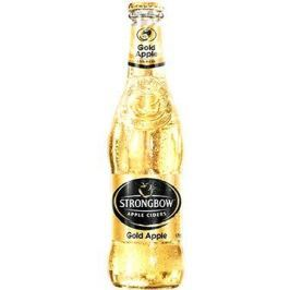 Strongbow Gold Apple cider sklo