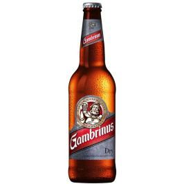 Gambrinus Dry výčepní pivo světlé