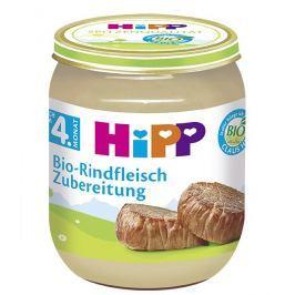 HiPP BIO Hovězí maso - pyré