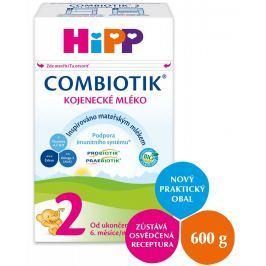 HiPP 2 BIO Combiotik pokračovací mléčná kojenecká výživa