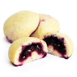Láznička ovocný knedlík borůvkový