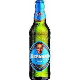 Bernard Free nealkoholické světlé pivo Nealkoholická