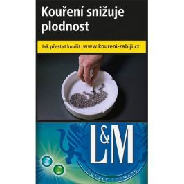 L&M Double Forward KS Menthol