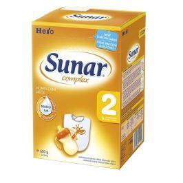Sunar Complex 2 kojenecká výživa mléčná Standardní